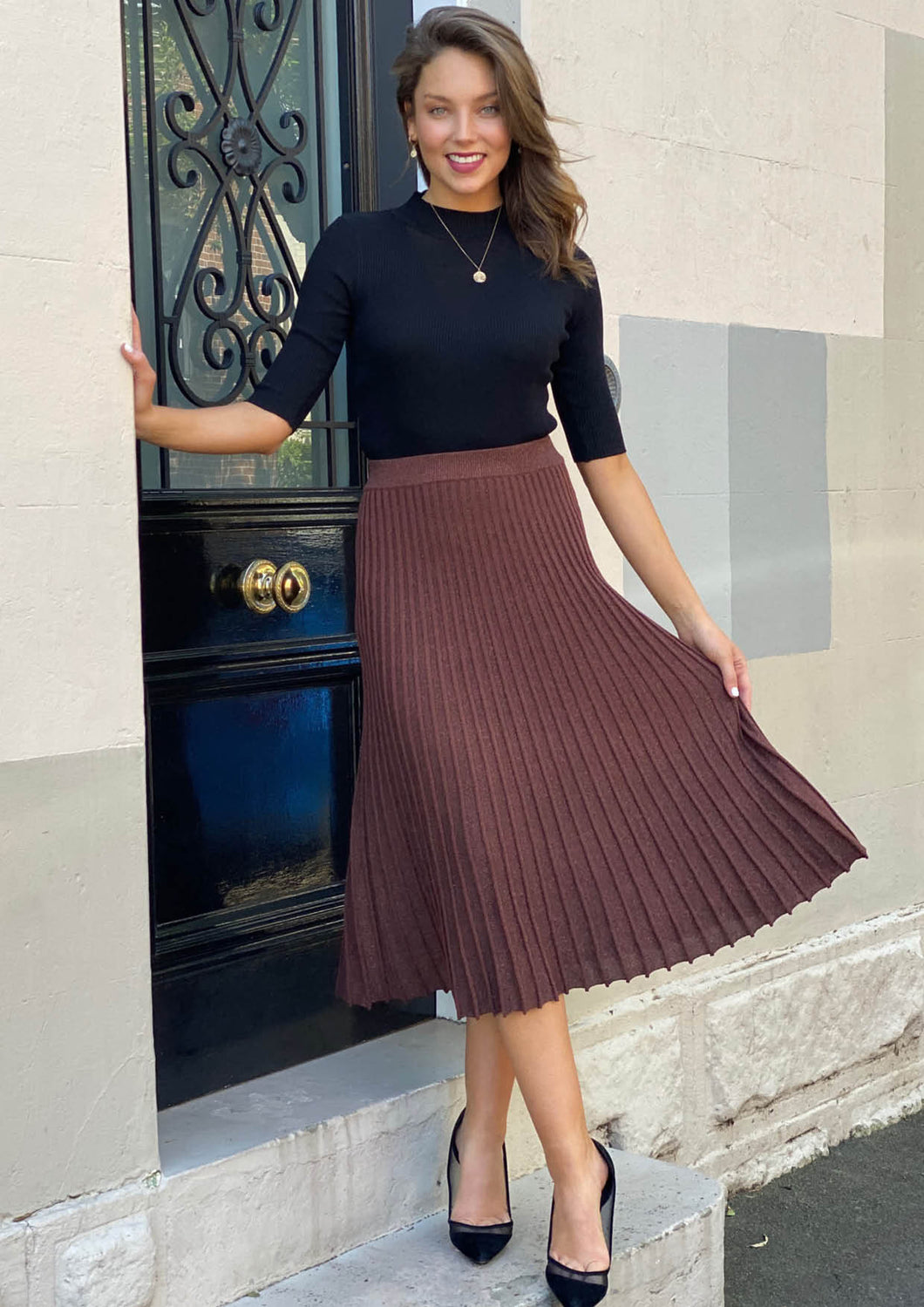 C685AKSS Pleated Skirt (Pack) New Arrivals