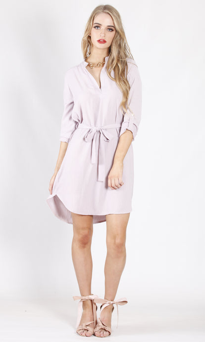 RV0156-18SS Johnny Collar Dress (Pack)