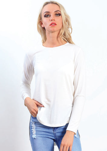 AY243SS Long Sleeve Top (Pack)