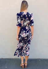 WA2115TB Floral Wrap Dress (Pack)