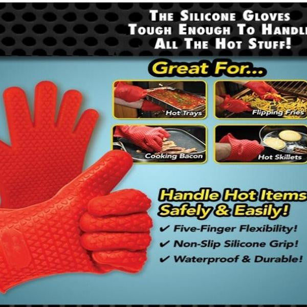 Hot Hand Silicon Cooking Glove