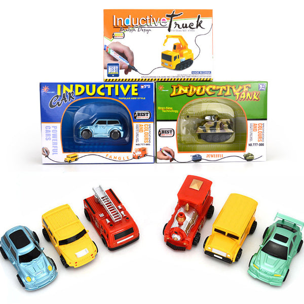 Mini Inductive Car Toy