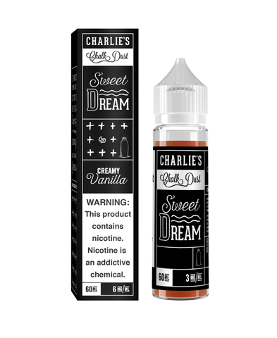 SWEET DREAM BY CHARLIE'S CHALK DUST EJUICE 60 ML
