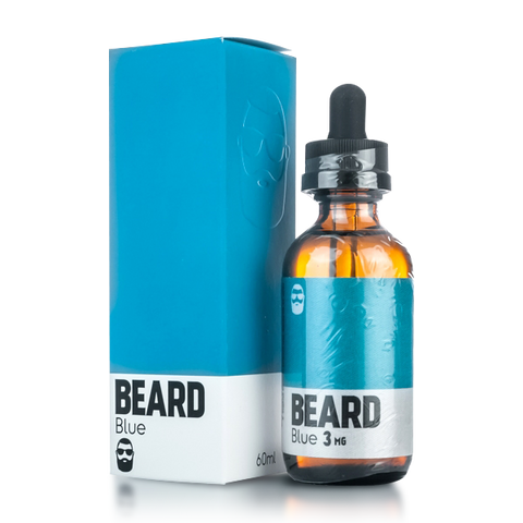 BLUE BY BEARD COLOR