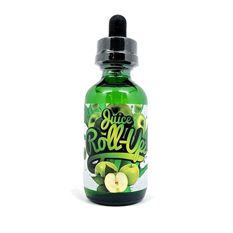 GREEN APPLE BY JUICE ROLL UPZ E-LIQUID