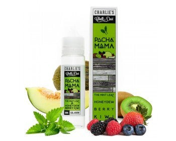 PACHAMAMA - MINT LEAF HONEYDEW BERRY KIWI - 60ML