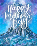 Happy Mother's Day Gift Card Art