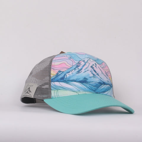 Rainier Alpenglow Hat