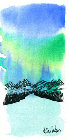 Northern Lights Study