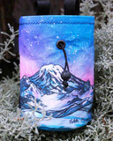 PNW Volcanoes Chalk Bag