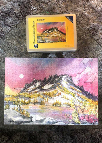 Enchantments Larches Puzzle