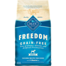 Blue Buffalo Freedom Adult Chicken (Perro)