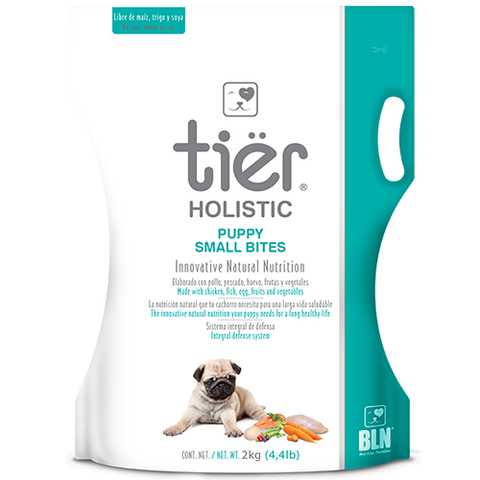 Tier Holistic Puppy Small Bites