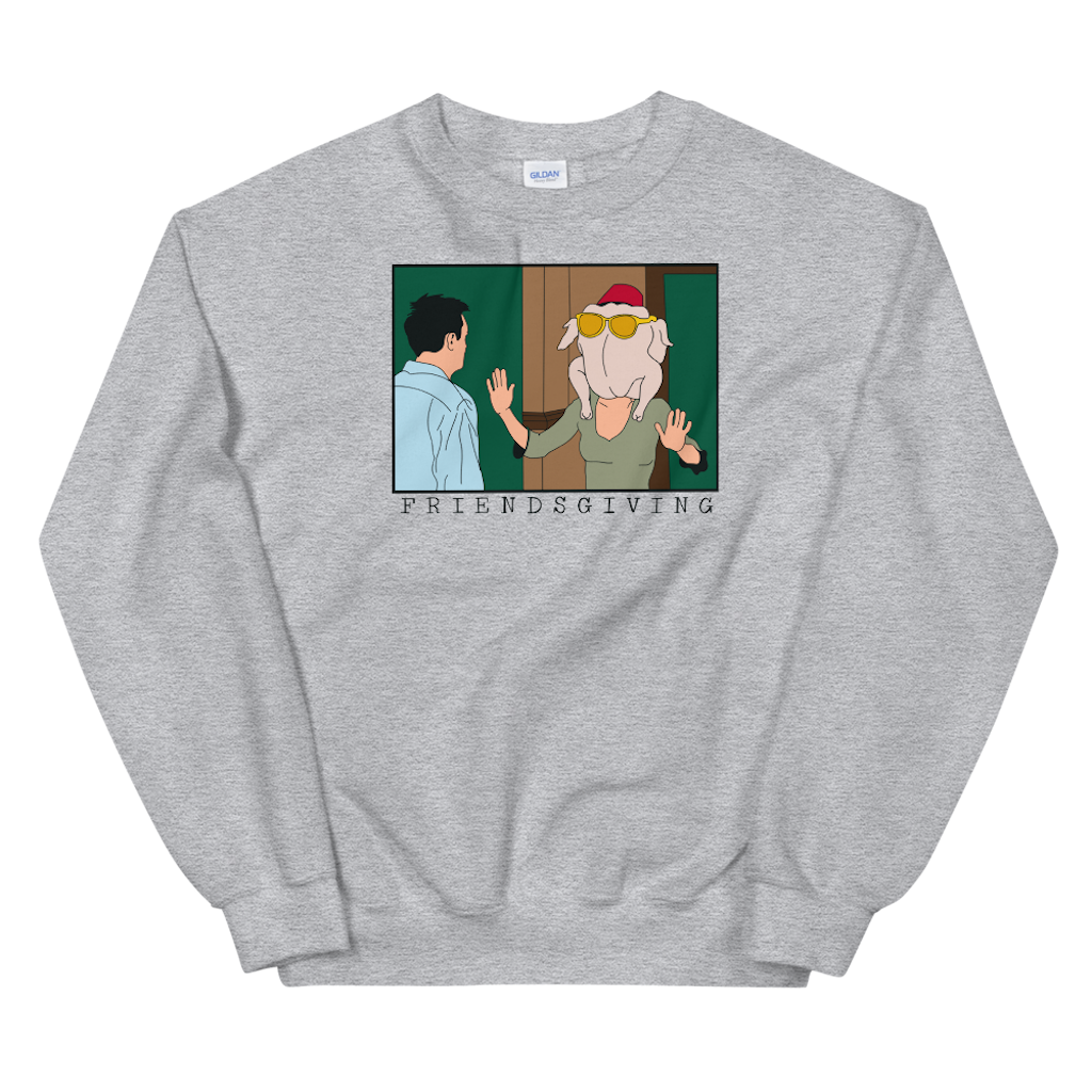 Friendsgiving Crewneck