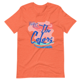 Colors of the Wind Tee - Orange