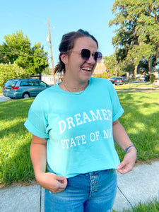 Dreamer State Of Mind Tee - Blue