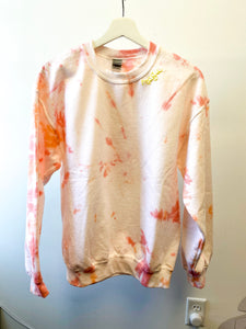 Magic Tie Dye Sweatshirt