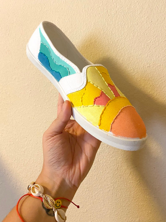 Sunshine Guaranteed Slip Ons