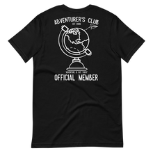 Adventurer's Club Shirt (Black)