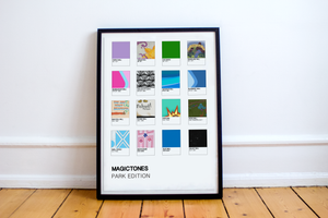 Magictone Poster