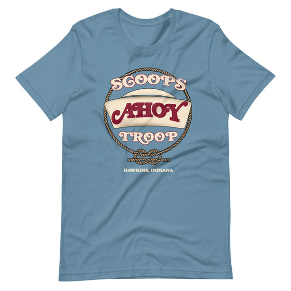 Troops Ahoy Tee