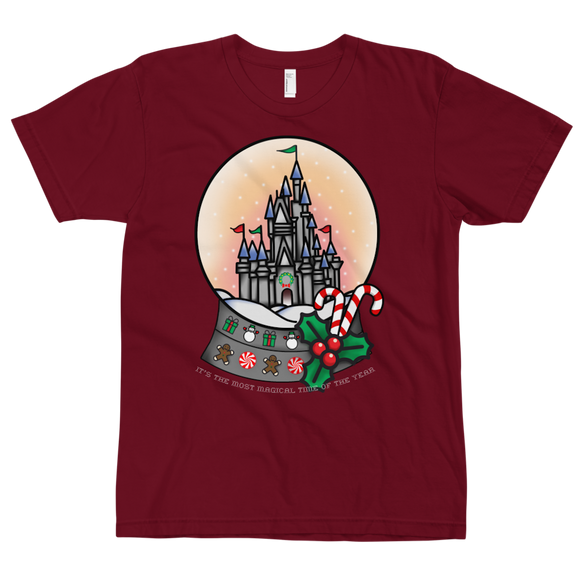 Holiday Snow Globe Tee