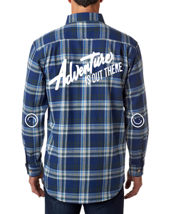 Adventure Upcycled Flannel