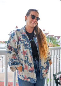 Bright Suns Denim Jacket