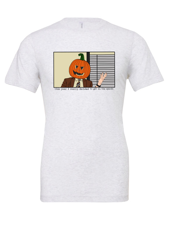 Pumpkin Dwight Tee
