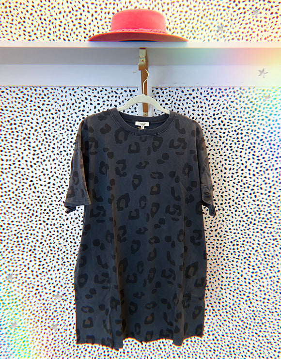Wild Ride T-shirt Dress
