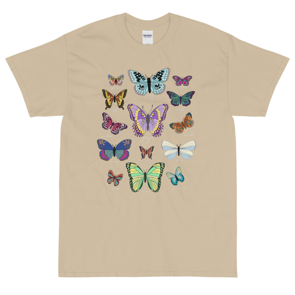 Butterfly Princess Tee