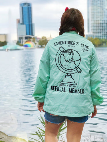 Adventurer's Club Jacket - LIMITED EDITION