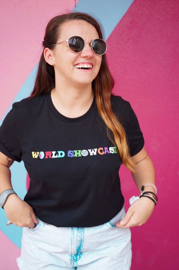 World Showcase Tee