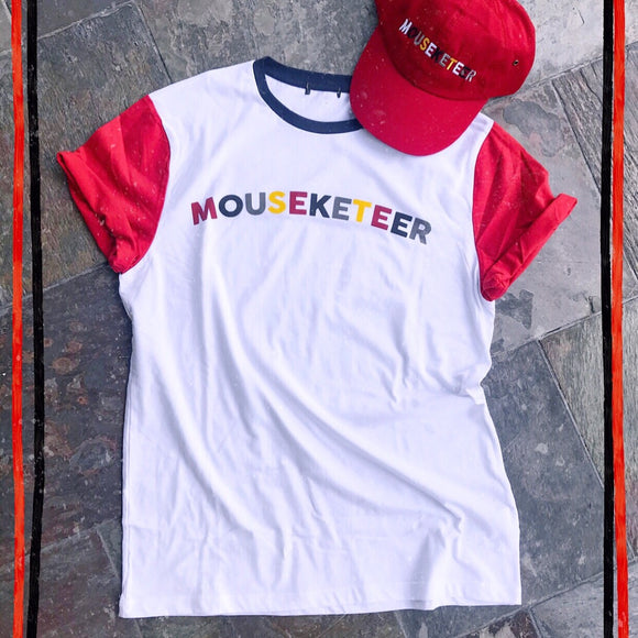 Mouseketeer *Limited Edition* Tee