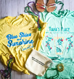 Blue Skies and Sunshine Tee