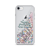 Keep Moving Forward Phone Case