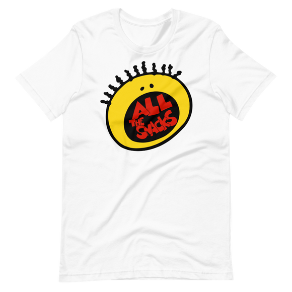 All The Snacks Tee