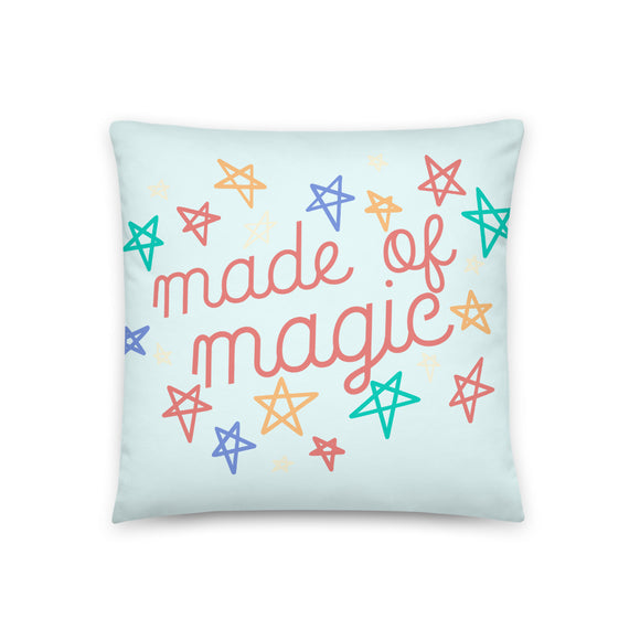 Made of Magic Pillow