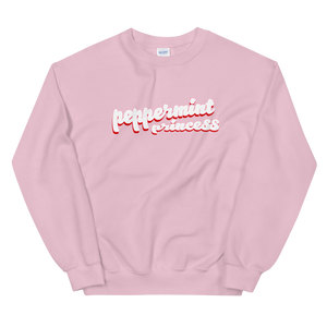 Peppermint Princess  Sweatshirt