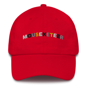 Mouseketeer Dad Hat