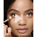 Demonstration video for: Conceal + Perfect Longwear Concealer