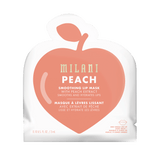 Peach Smoothing Lip Sheet Mask