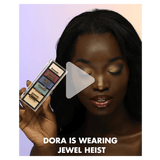 Demonstration video for: Most Wanted Eyeshadow Palette