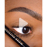 Demonstration video for: Weekend Brow Eyebrow Tint