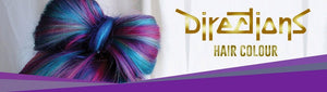 Brighten up your life with Directions Hair Colour