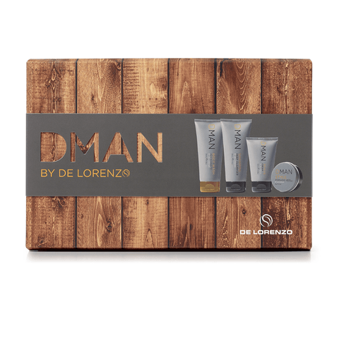 De Lorenzo Dman Gift Pack - Bang Hair & Beauty