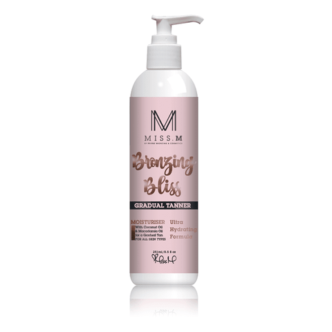Bronzing Bliss by Miss M - Bang Hair & Beauty