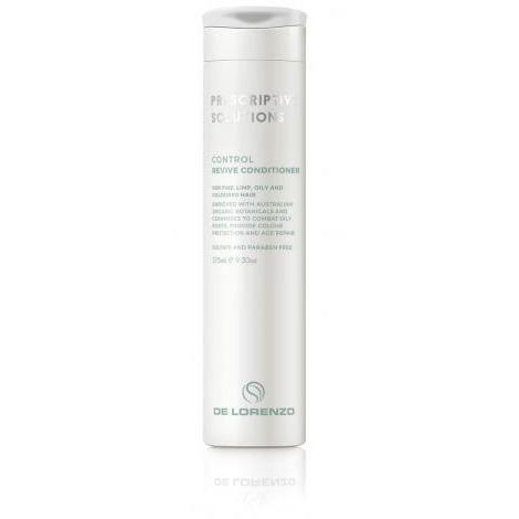 De Lorenzo Haircare Control revive conditioner , Afterpay available, buy now pay later, Australian made, Plant based, no petrochemicals