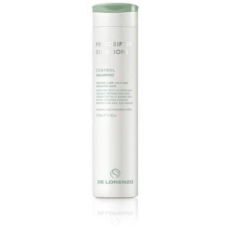 De Lorenzo Prescriptive Solutions Control Shampoo 275ml - Bang Hair & Beauty