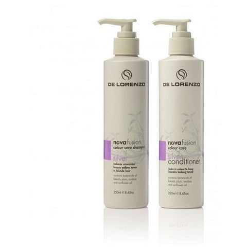 DeLorenzo silver nova shampoo conditioner duo afterpay buy now pay later zippay